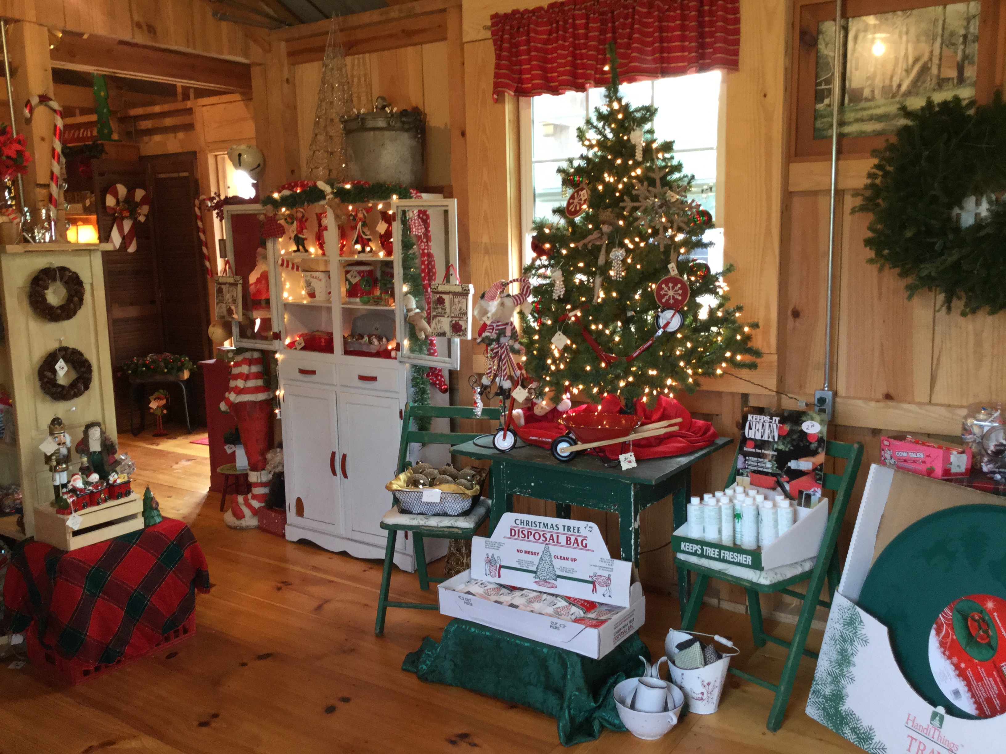 welcome to the old barn christmas tree farm a family operation located in sunny side georgia we open thanksgiving day and have several varieties of - How To Start A Christmas Tree Farm